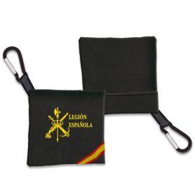 Portamascarilla Legion Española Negro