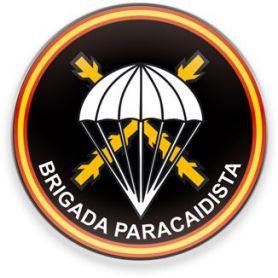 Imán Frigo Redondo Brigada Paracaidista