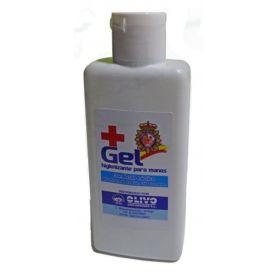 Gel Higienizante de manos policía nacional con ácido láctico