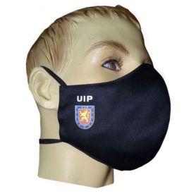 Mascarilla Policía Nacional Uip Higiénica Reutilizable