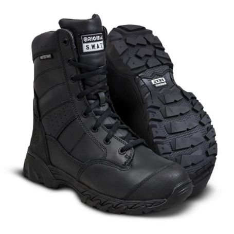Botas Swat Original Chase 9.0 Leather Wp