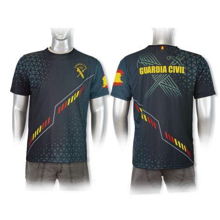 Camiseta Guardia Civil Alta Calidad