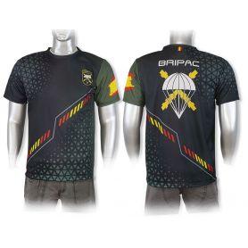 Camiseta Brigada Paracaidista Bripac Alta Calidad