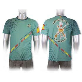 Camiseta Legión 100% Poliéster
