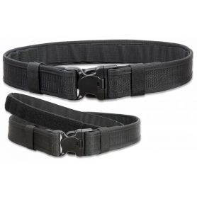 Cinturon Policial Talla L-XL con Hebilla Seguridad 3 Puntos