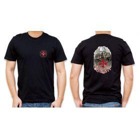 Camiseta Templario Negra