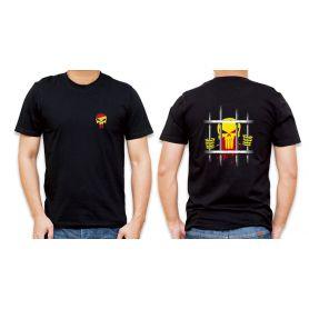 Camiseta Caravela Negra