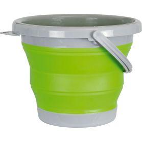 Cubo Plegable 5 litros Verde