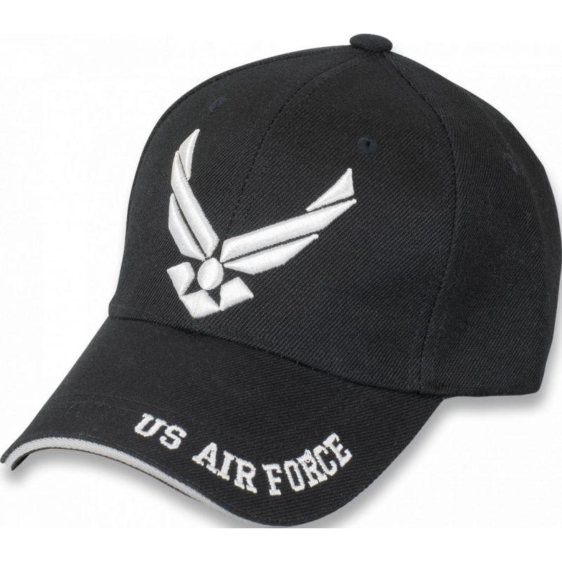 Gorra Air Force Con Cierre Hebilla Deslizante