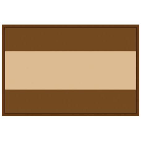 Parche España Color Arido Tamaño 7.5x5 cm
