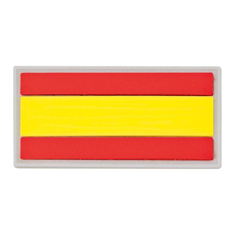 Parche España Con Velcro Tamaño 6x3 cm