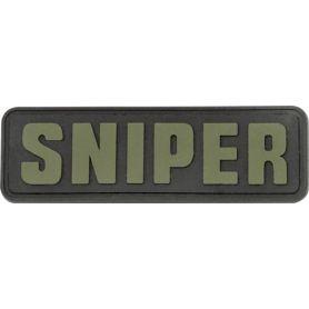 Parche Sniper Con Velcro