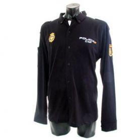 CAMISA-POLO POLICIA NACIONAL