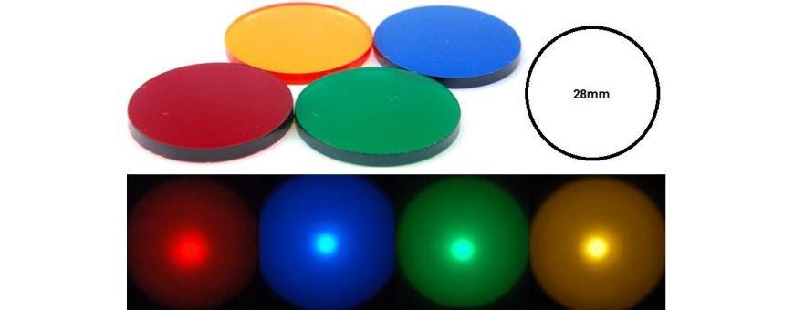 fundas y accesorio de linternas todos los modelos,baterías de linterna