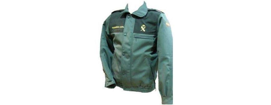 Vestuario guardia civil, accesorios guardia, calzado guardia civil