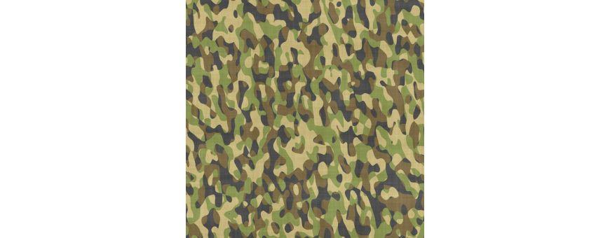 material militar, accesorios policiales, trajes militares, vigilantes