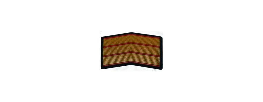 Parches Militares-Policiales