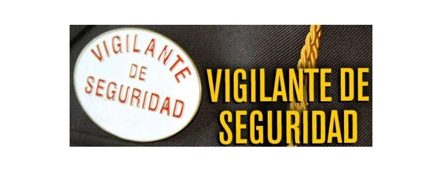 vigilante seguridad, camiseta vigilante seguridad, carteras vigilantes