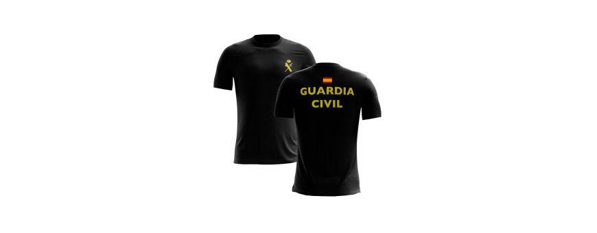 Camisas Guardia Civil