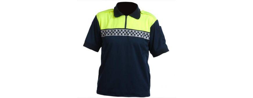 Camiseta Policia Local, camiseta policía, camiseta tactica policial