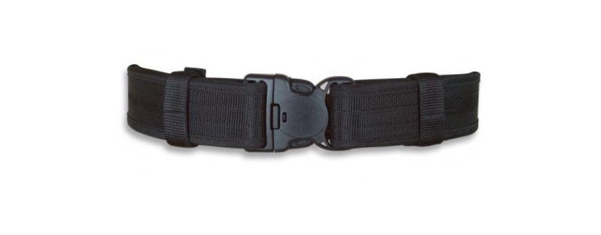 Cinturon policial, Cinturon Militar, Cinturon vigilante seguridad