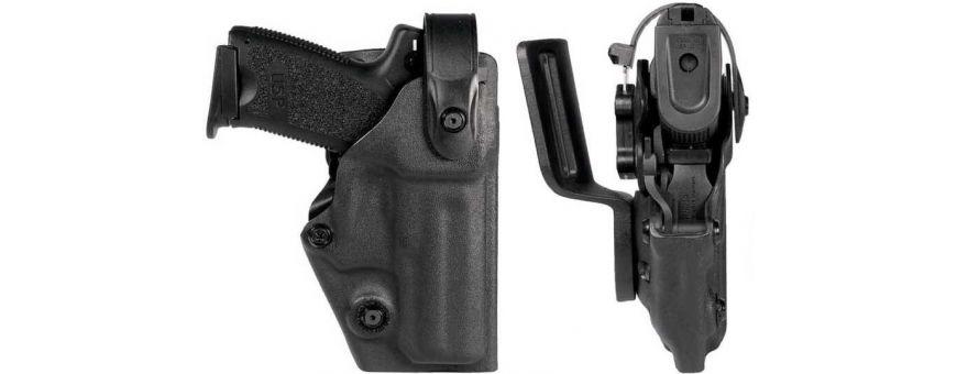 Funda Pistola, funda arma corta, funda pistola policía, guardia civil
