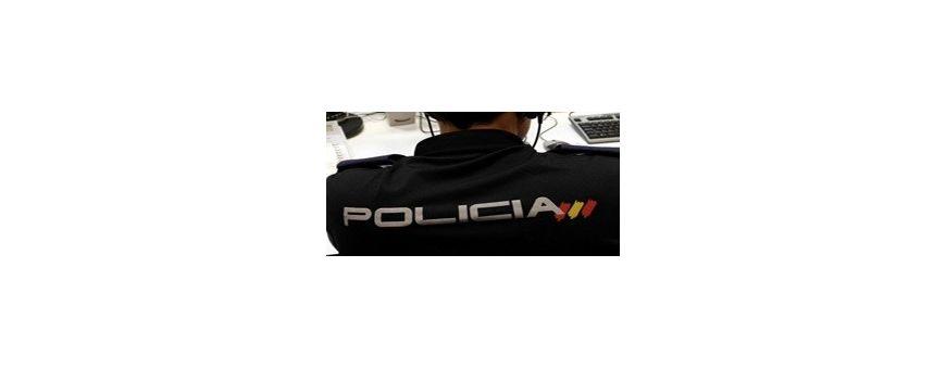 Vestuario Policia