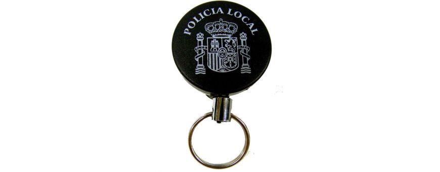 ACCESORIOS POLICIA LOCAL