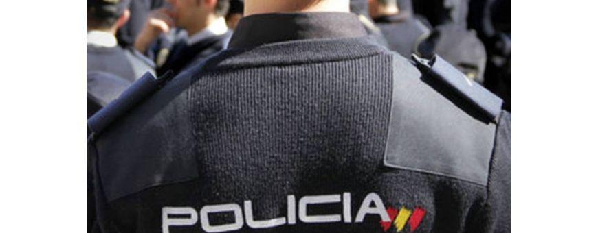 Tienda POLICIA NACIONAL, tienda policía, tienda policía local,
